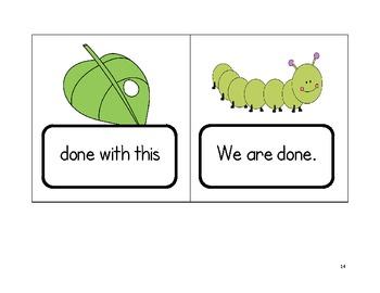 I'm a Caterpillar Fry Phrases