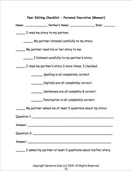 I'm a Grade 3 Writer