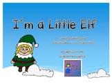 """""""I'm a Little Elf"""" Animated Poem Movie FREEBIE"""