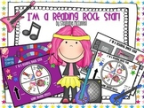 I'm a Reading Rock Star Board Game- 2nd & 3rd Grade