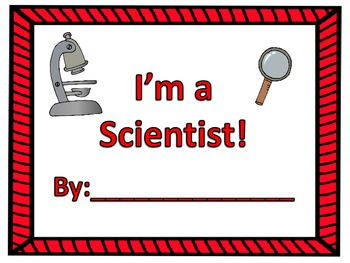 I'm a Scientist Book