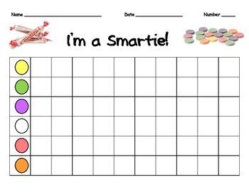 I'm a Smartie 100th day of school