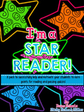 I'm a Star Reader! {A Data Tracking Resource for Quizzes/Points}