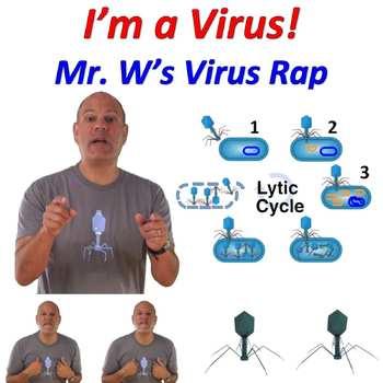 I'm a Virus (Mr. W's Virus Rap Video)