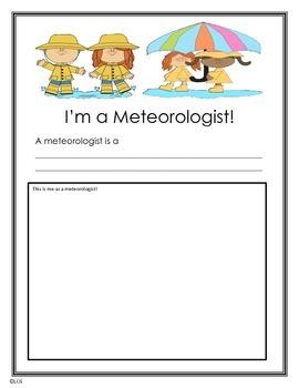 I'm a meteorologist! Fun paper