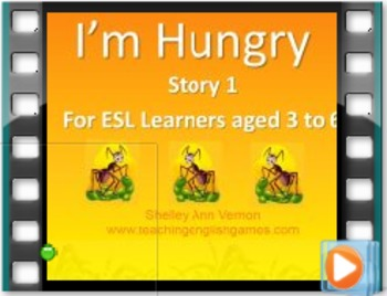 Story 1 I'm hungry Movie with audio