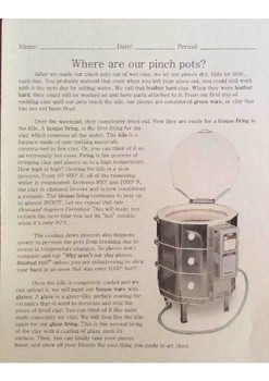 ImPRESSive Pinch Pots