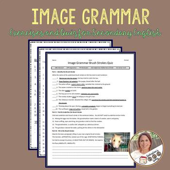 Image Grammar Brush Strokes Quiz