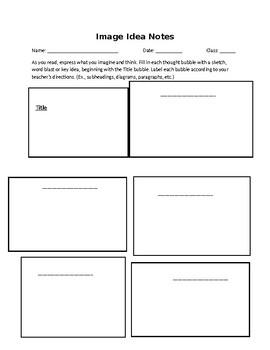 Image Idea Notes