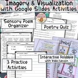 Imagery & Sensory Detail 6 Activities Interactive Notebook, Video Lesson + More