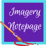 Imagery Notepages