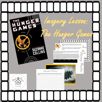 Imagery Lesson: The Hunger Games