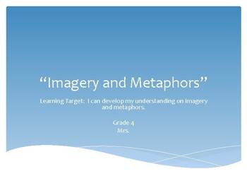 Imagery & Metaphors Powerpoint