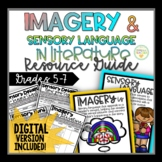 Imagery & Sensory Details in Literature Resource Guide