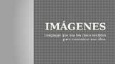 Imagery Spanish PPT