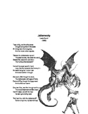"Imagery/Tone in Poetry: ""Jabberwocky"""