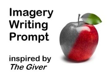 Imagery Writing Prompt--Personal Narrative