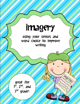 Imagery (using word choice to improve writing)