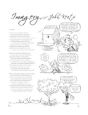 Keats Explains Imagery: Poetry Comics : Activities Included