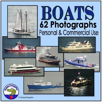 Photos - BOATS {Personal and Commercial Use} Big Pack of Stock Photos