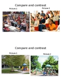 Images for Comparing and Contrasting
