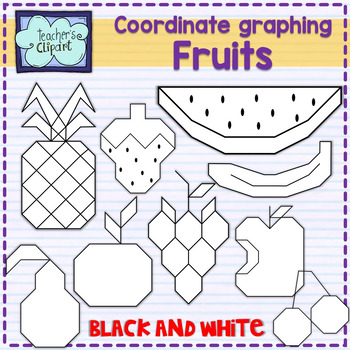 Images for Coordinate Graphing - Fruits