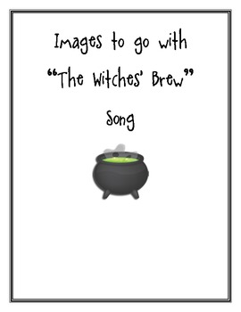 Images for Witches Brew Song