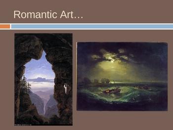 Images in Transcendentalism Presentation