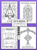 Images of the Catholic Mass Coloring Book