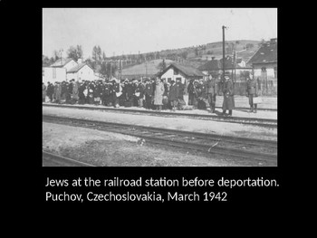 Images of the Holocaust (slideshow)