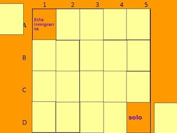 Imagina 10 Vocabulary Matching Game #1