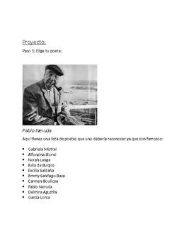 Imagina   Poet Project  4-5 days