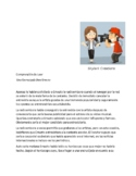 Imagina  Chap 3 Reading Comprehension with questions