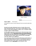 Imagina Chapter 1 Pablo Neruda Reading Comprehension- Distance Version