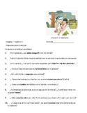 Imagina  Chapter 1  Preguntas con Vocabulario