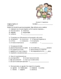 Imagina Chapter 4 Survey and Speaking Activity