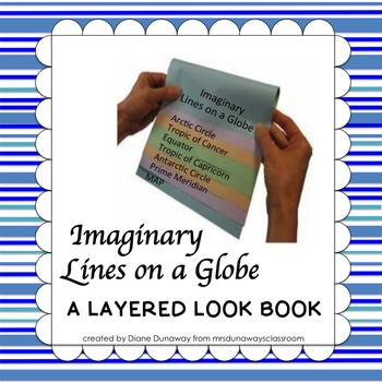 Imaginary Lines on a Globe Layered Look Book