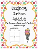 Imaginary Numbers Interactive Notebook - Powers of i