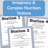 Imaginary and Complex Numbers Exploration Stations