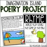Imagination Island Poetry Writing Unit