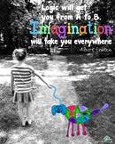Imagination Quote (Albert Einstein)