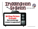 Imagination Station: Writing Picture Prompts