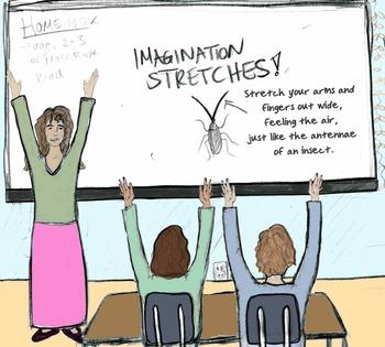 Imagination Stretches