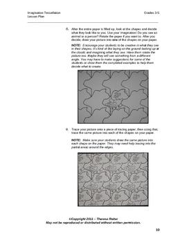Imagination Tessellation