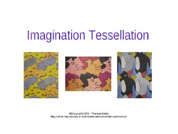 Imagination Tessellation (PowerPoint)