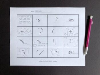 Imagination Workout Worksheet