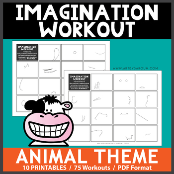 Animal Theme Imagination Workout