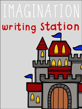 Imagination Writing Station - Creative and Fairy Tale Writing!