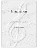 Imagination for piano