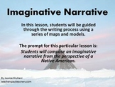 Imaginative Narrative - From the perspective of a Native American